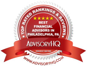 McAdam in the News: McAdam rated a Top Eight Financial Advisor in Philadelphia for 2018
